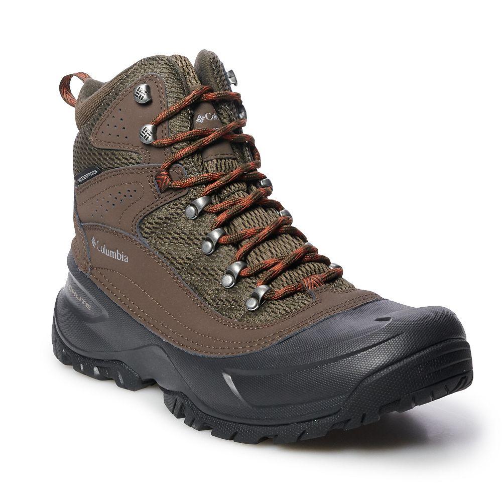 Columbia Snowcross Men's Waterproof Winter Boots