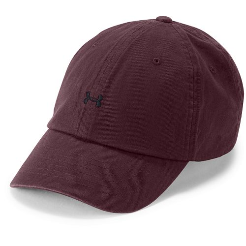 Under Armour Logo Relaxed Baseball Cap