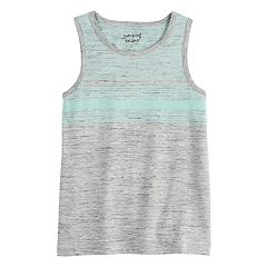 Boys 4-12 Jumping Beans® Striped Ombre Tank Top