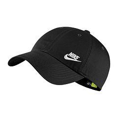 a55055e31f9 Women s Nike Aerobill Baseball Cap. Black White