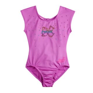 Girls 4-14 JoJo Siwa by Danskin Rhinestone Bow Dance Leotard