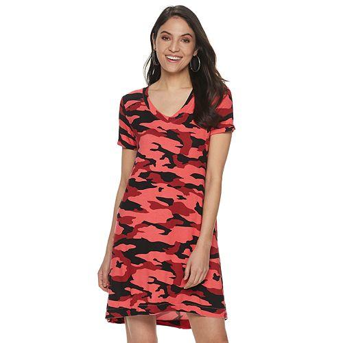 Women's Rock & Republic Boyfriend Tee Dress