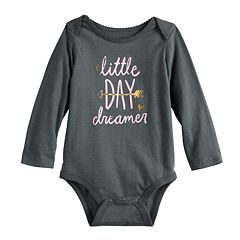 Baby Girl Jumping Beans® Graphic Bodysuit