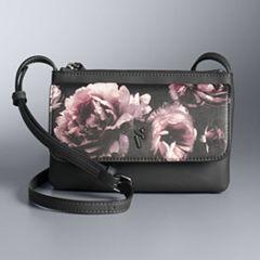 Simply Vera Vera Wang Nash Crossbody Bag