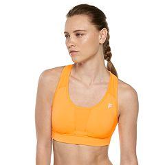 FILA SPORT® Performance Running Medium-Impact Sports Bra