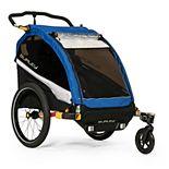 Burley D'Lite Kids Bike Trailer & Double Stroller