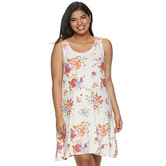 Plus Size White Dresses | Kohl\'s