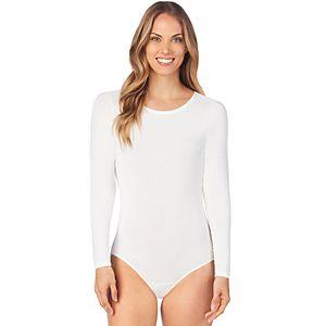 Women?s Cuddl Duds Softwear with Stretch Bodysuit