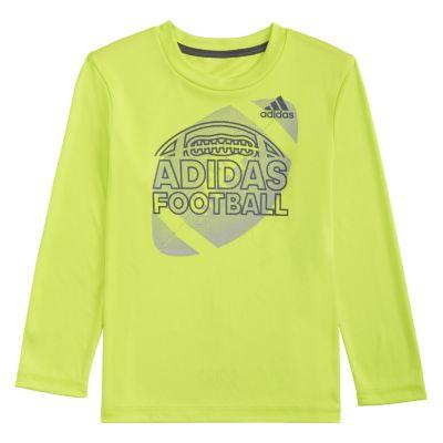 Boys 4-7x adidas Sporty Graphic Tee