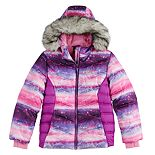 Girls 4-16 ZeroXposur Puffer Jacket