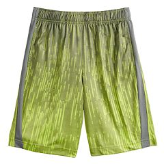 Boys 8-20 Tek Gear® DryTek Printed Shorts in Regular & Husky