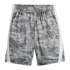 Boys 8-20 Tek Gear® DryTek Printed Shorts in Regular & Husky