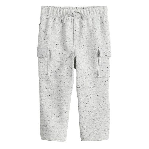 Baby Boy Jumping Beans® French Terry Cargo Pants