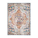 World Rug Gallery Monaco Vintage Distressed I Rug