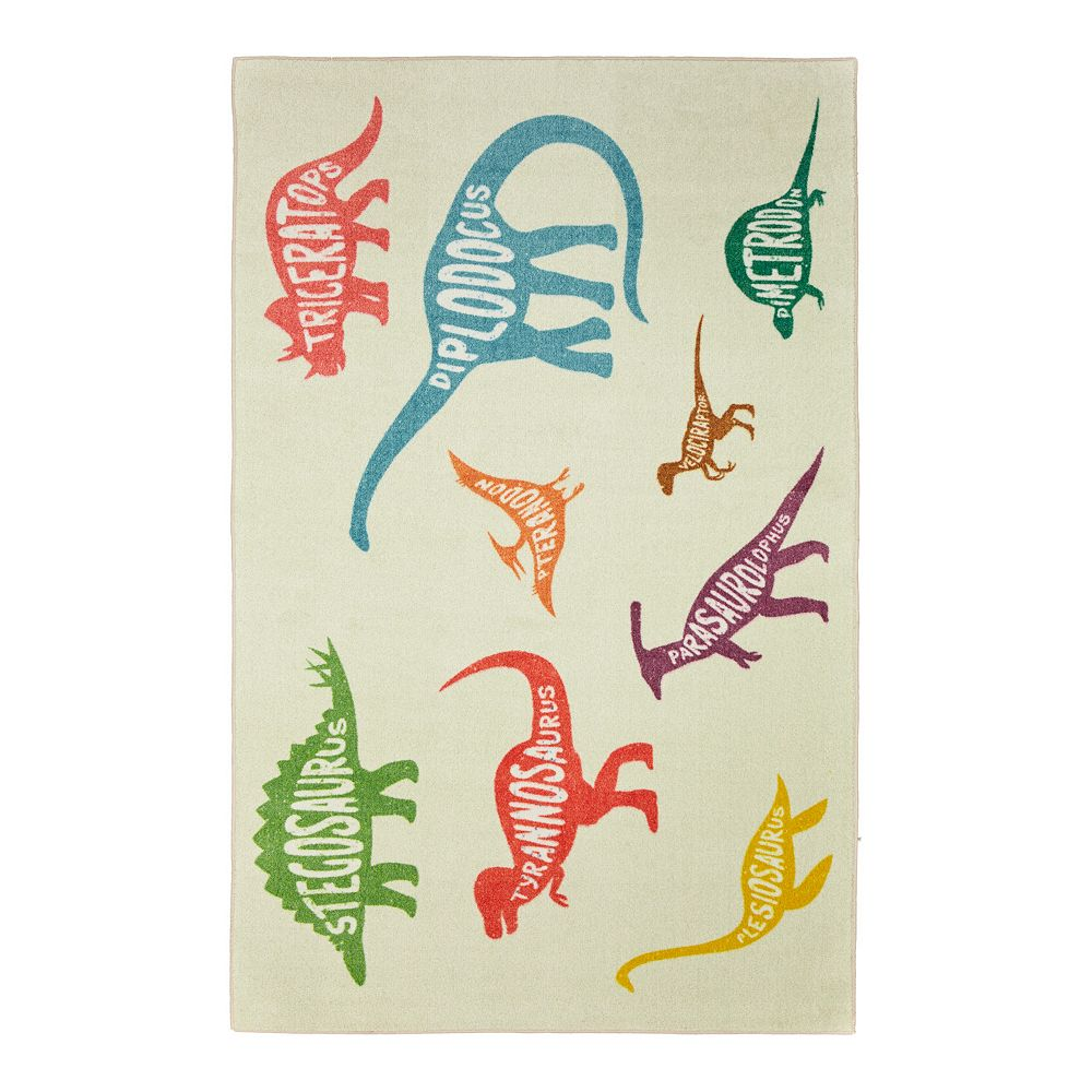 Mohawk® Home Prismatic Dinosaurs EverStrand Rug