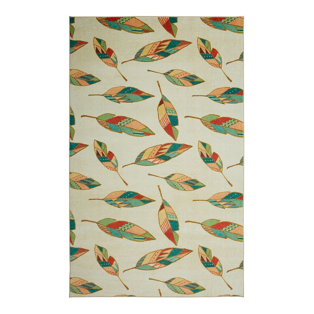 Mohawk® Home Prismatic Southwest Feathers EverStrand Rug