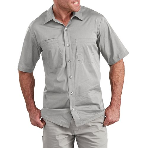 Men's Dickies Temp iQ Performance Cooling Button-Down Shirt