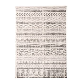 World Rug Gallery Monaco Geometric Bohemian Rug