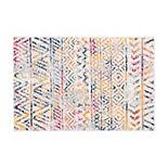 World Rug Gallery Monaco Geometric Bohemian Rug