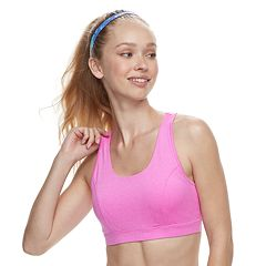 Tek Gear® Power Mesh Medium-Impact Sports Bra