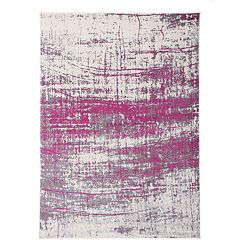 World Rug Gallery Monaco Distressed Abstract Rug