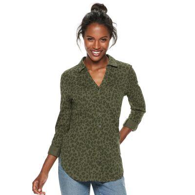 Women's SONOMA Goods for Life? Tunic Shirt