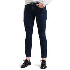 Women's Levi's® Classic Mid Rise Skinny Jeans
