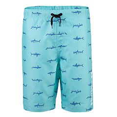 Boys 8-20 Hurley Graphic Boardshorts