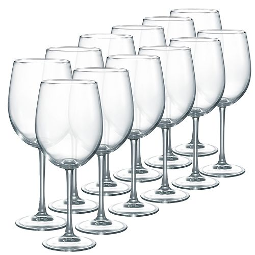 Luminarc Cachet 12-pc. Tulip Wine Glass Set
