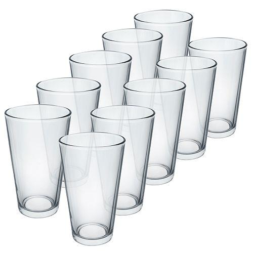 Luminarc 10-pc. Craft Brew Pub Glass Set