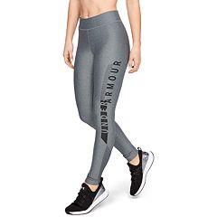 93b2d92783775 Women's Under Armour HeatGear Graphic Mid-Rise Leggings