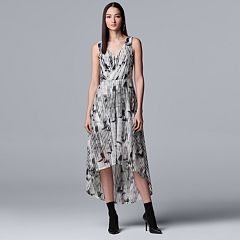 d76fb76da2 Women's Simply Vera Vera Wang Double V Dress