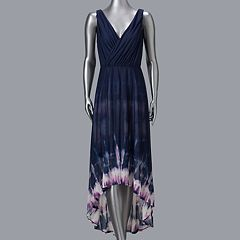 Women's Simply Vera Vera Wang Double V Dress