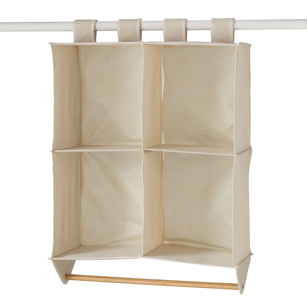 SONOMA Goods for Life® Cube Closet Organizer With Hanger Bar