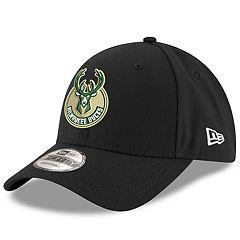Adult New Era Milwaukee Bucks 9FORTY Adjustable Cap