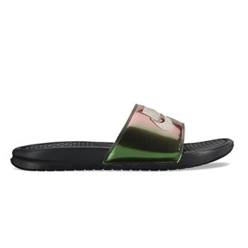 2b922b43362d Nike Benassi JDI Print Men s Slide Sandals