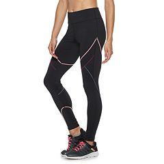 Women's FILA SPORT® Popstitch Mid-Rise Leggings