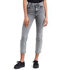 Women's Levi's® 724 High Rise Straight-Leg Crop Jeans