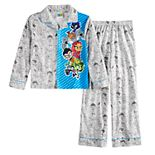 Boys 4-16 Teen Titans Go Pajama Set