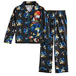 Boys 4-16 Sonic the Hedgehog Pajama Set