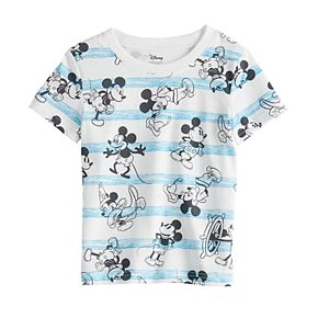 Toddler Boy Disney's Mickey Mouse Through the Years Tee by Jumping Beans®