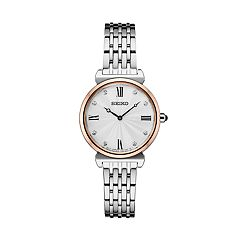 f825f9d8f732 Relic by Fossil Women s ... Matilda Watch. Seiko Women s Crystal Accent Two  Tone Stainless Steel Watch - SFQ798