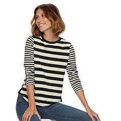 Women's POPSUGAR Print Long-Sleeve Tee