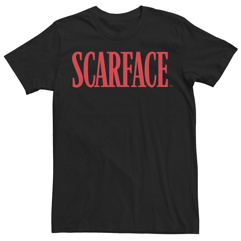 Men's Scarface Red Logo Tee