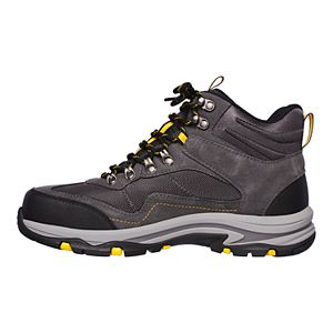 Skechers Relaxed Fit Trego Pacifico Men's Waterproof Hiking Boots