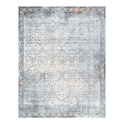 KHL Rugs Diamante Ornate Rug