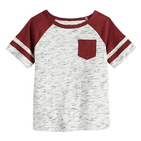 Toddler Boy Jumping Beans® Front Pocket Tee
