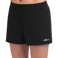 Women's Dolfin Aquashape Solid Swim Shorts