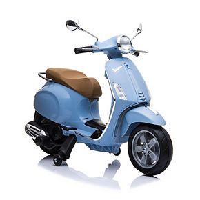 Blazin' Wheels 6V Vespa GTS Super Sport Ride-On Scooter