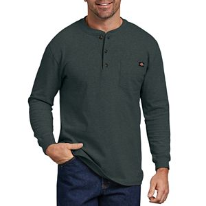 Men's Dickies Heavyweight Henley
